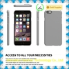 2016 Wholesale Light Weight Plastic Cell Phone Case For Iphone 5/5plus phone case