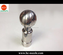 Slotted Rotating Tank Washing Nozzle Spray
