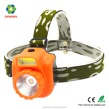 NEW Product 3W COB 1W miner lamp mining lighting underground led coon hunting light