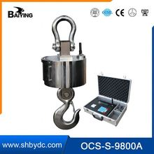 Top quality wireless digital crane scale hook most accurate led weight body fat percentage wireless bluetooth scale