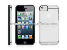 TPU+ PC hybrid case for iPhone 5C