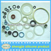 Super sealing performance Custom size silicone rubber o ring manufacturer