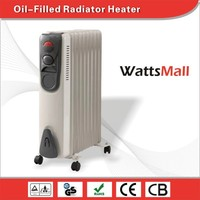 Fast Delivery Room Oil Heater/ Room Warmer/ Radiant Heater with Euro plug
