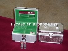 Aluminum cosmetic/makeup case /jewelry case/box