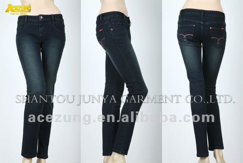Lady's brand jeans new style jeans in 2013 CE0063B1--- high-end products