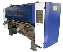 GIGA LXC- 220 NC Thin Blade Slitter Scorer Corrugated Cardboard & Paper Cutting Machine Price Favourable
