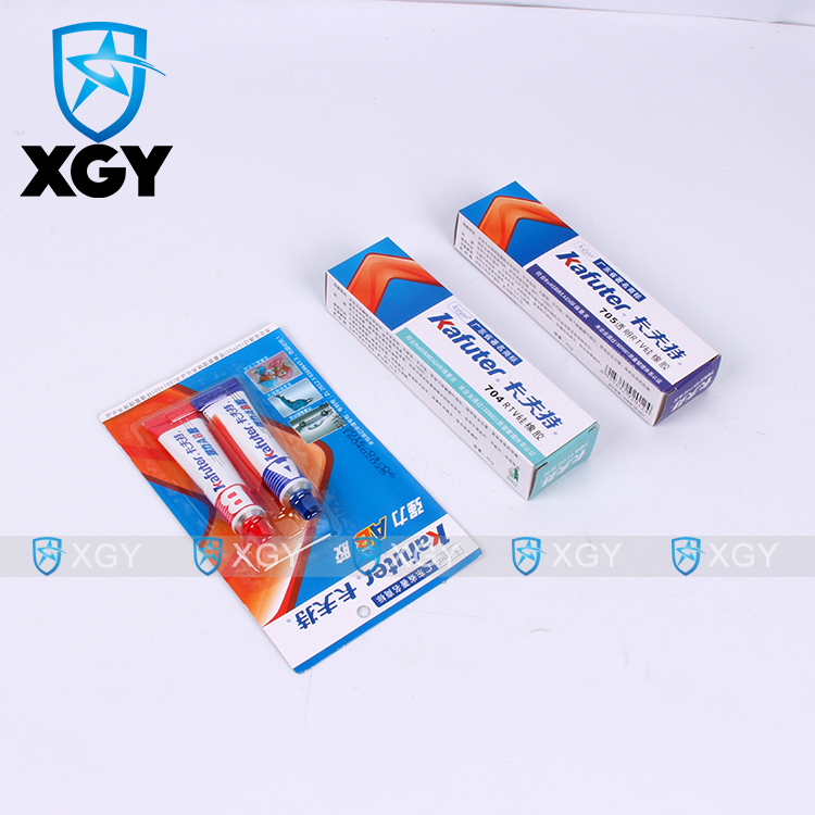 704 705 AB silicone rubber sealant glue Thermal conductive adhesive for auto headlamp retrofit