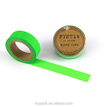 china supply best selling and new high quality green masking tape