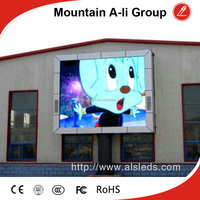 P6 LED Screen Display Outdoor Video Wall With Cheap Price