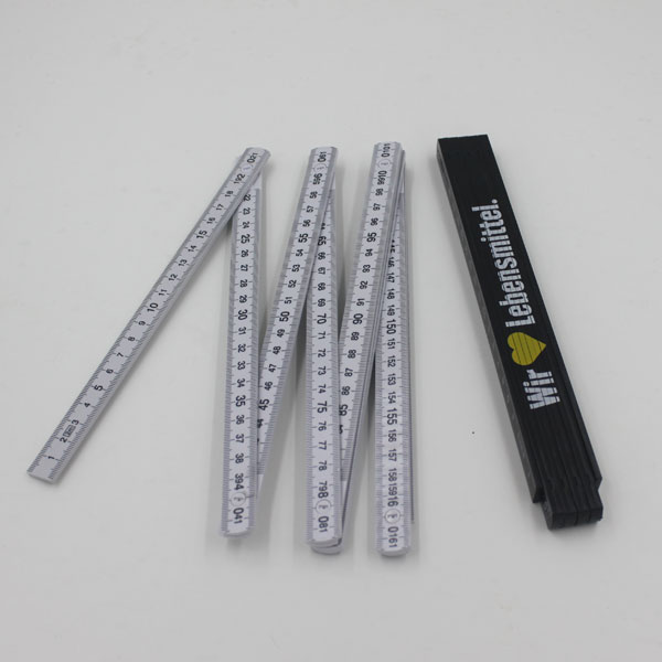 Folding Plastic Yardstick