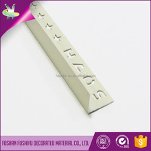 Australia popular item aluminum straight edge tile profile