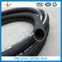 hydraulic rubber hose one layer steel wire braided made in china