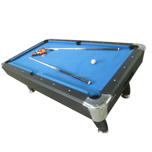 superior billiard table 8 ball chinese pool table promotion price