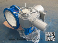 DN300 Butterfly valve electric water valve