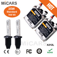 MiCARS or OEM car hid xenon lighting single beam kit