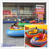 Fwulong hot selling cheap price amusement park game car bumper molding machine