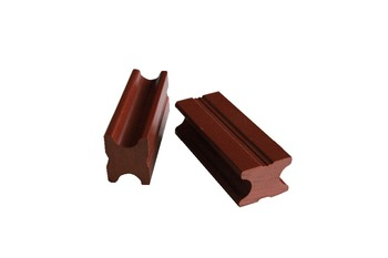 wood plastic composite decking accessories solid joist 40X30mm
