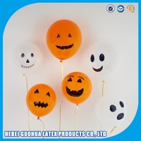 inflatable halloween balloon/halloween pumpkin balloon