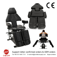 Professional tattoo multi-function tattoo chair for sale
