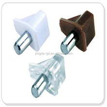 hot sale furniture plastic metal shelf support pins