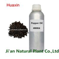 100% Natural Best Price Wholesale Aromatic Essential Oil pure oranic Black Pepper Oil