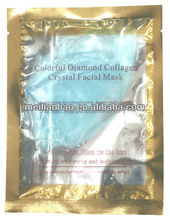 latest products in market lotus crystal collagen facial mask with FDA