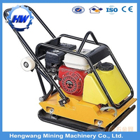 Reversible New Series Engine Used Plate Compactor Machine for Sale