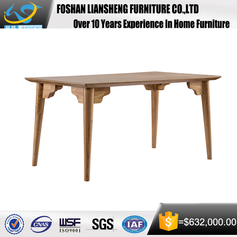 Grossiste modele table salle a manger acheter les for Model de table a manger en bois