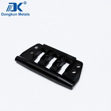 customize steel auto casting parts with black coating