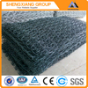 TUV Certification Galvanized river bank protect gabion basket/gabion box(ISO 9001 factory)