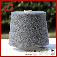 Consinee 100% and blend cashmere yarn 126 stock colors include heather grey yarn