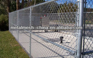 High quality competitive price Chain link fence/chain link dog kennel panels