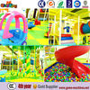 Qingfeng kids plastic outdoor playground equipment/playground facility