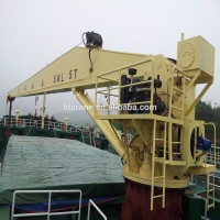 leading designer and builder for side boom crane ship crane
