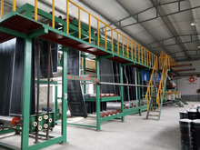 3mm 4mm SBS modified Bituminous Waterproofing Sheet Material/production line/assembly line