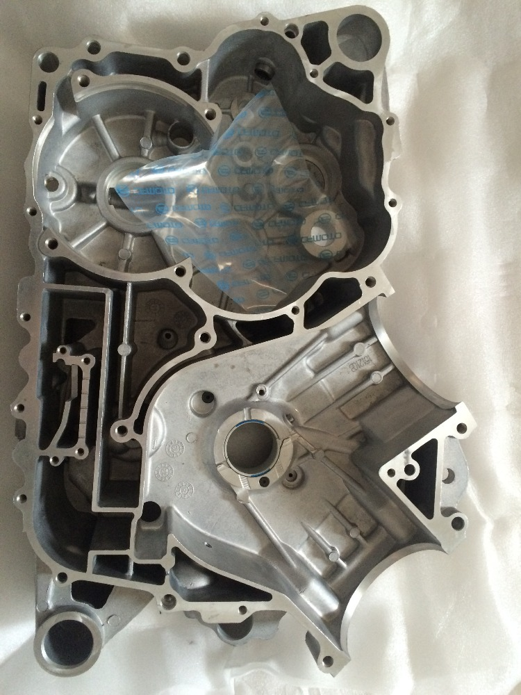 CF MOTO 800CC ATV engine LEFT CRANKCASE ASSY. Part No. 0800-011100-20030