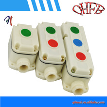 explosion proof plastic electrical push button switch