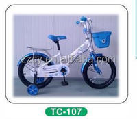 factory supply pink/red/blue/purple/black/white children bike for girls with CE certification