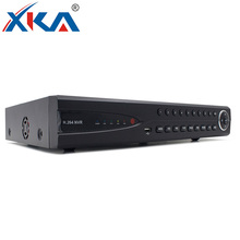 CCTV 4K Output 16 Channel H.264/H.265 network video recorder