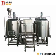 commercial kitchen turnkey project 10bbl brewery equipment