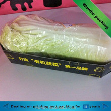 2015 creative eco friendly cardboard vegetable tray design