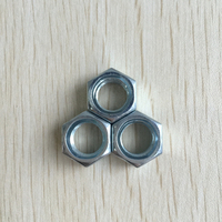 Carbon Steel Din934 Plain Hex Nut