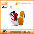 2018 the latest indoor sports badminton shoes breathable mesh upper tennis shoes in very competitive price from amason company