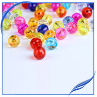 Hot sale fashion glass decorative chinese wholesale crystal bead