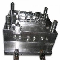 Acrylic plastic injection mould manufacturing,PA fiberglass plastic injeciton mould manufacturing