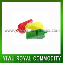 Fans Plastic Football Whistle For Sports