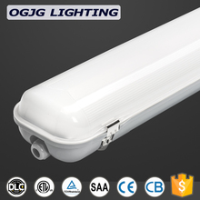 TUV CE CB SAA industrial ceiling lamp 2ft 4ft 5ft workshop linear 100w IP65 LED high bay light