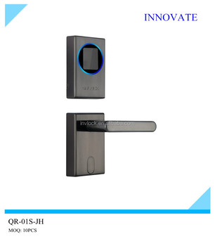 New design door lock, QR door lock,mobile phone door lock