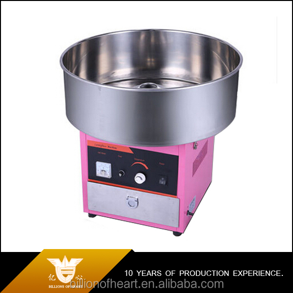 100% New Condition Digital Candy Floss Maker, Electric Spun Sugar Machine, Electric Cotton Candy Machine Wholesale