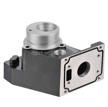 China hardware factory custom precision die cast aluminum gearbox housing